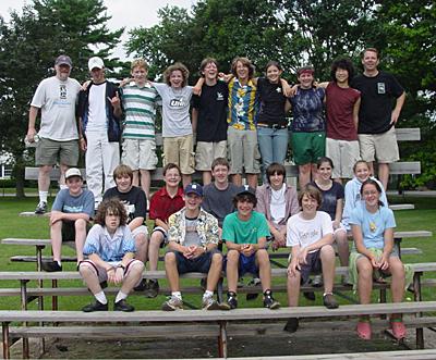 PMAC Jazz Camp '06